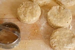 Овсяное печенье с кленовой глазурью - фото шаг 2