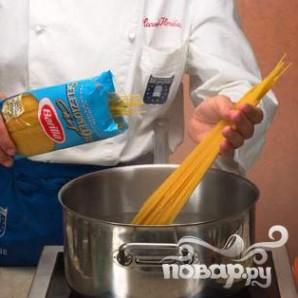 Букатини с соусом из красного перца - фото шаг 3