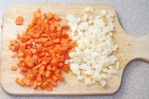 Жаркое из баранины с овощами   - фото шаг 1