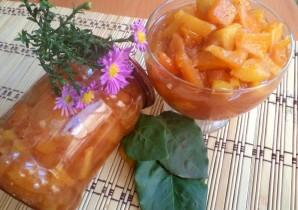 Варенье из айвы с апельсином - фото шаг 5