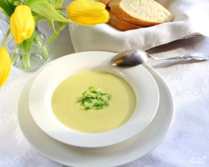 Суп из лука-порея - фото шаг 6