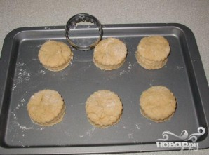 Корнуэльские булочки - фото шаг 5