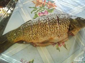 Рыба по-деревенски - фото шаг 2