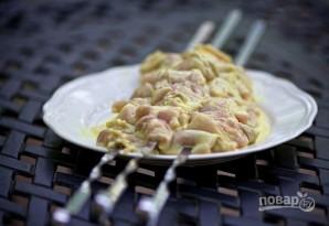 Маринад для шашлыка из куриного филе - фото шаг 8
