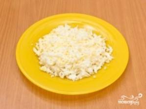 Салат с шампиньонами и кукурузой - фото шаг 8