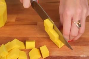Каша из тыквы на молоке (без крупы) - фото шаг 1
