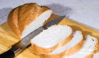 Гренки из хлеба - фото шаг 1