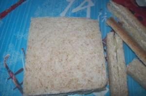 Сэндвичи с огурцом - фото шаг 4