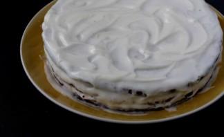 Торт на сметане - фото шаг 9