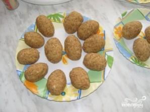 """Пирожное """"Картошка"""" без печенья - фото шаг 9"""