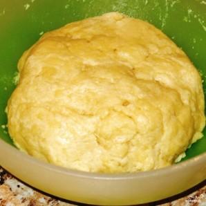 Постный пирог с яблоками - фото шаг 1
