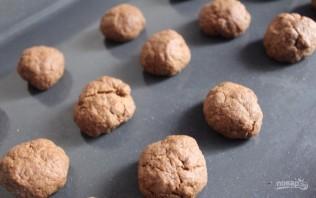 Быстрые шоколадные печенья - фото шаг 6
