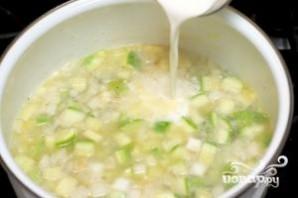 Суп из кабачков - фото шаг 6