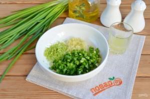 Брамборовый салат - фото шаг 4
