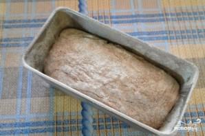 Хлеб на кефире в духовке - фото шаг 5
