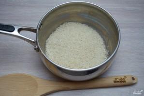 Рис с курицей под соусом - фото шаг 3