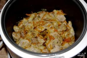 Нут со свининой - фото шаг 3