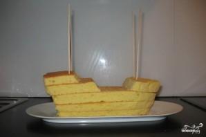 """Торт """"Пират"""" - фото шаг 3"""