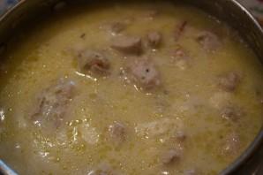 Куриное филе под соусом - фото шаг 6