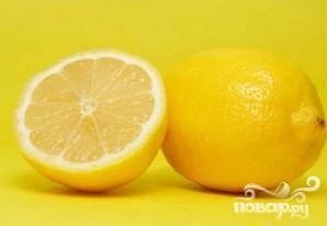 Курица, запеченная с лимоном и белым вином. - фото шаг 2
