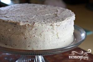 Шоколадный торт со сливочной глазурью - фото шаг 6