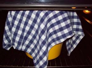 Сдобное дрожжевое тесто для плюшек - фото шаг 2