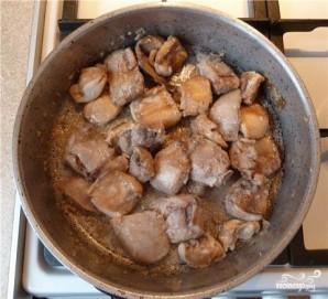 Молоки горбуши под шубой - фото шаг 1
