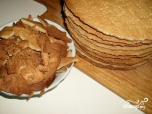 """Торт """"Наполеон"""" медовый - фото шаг 2"""