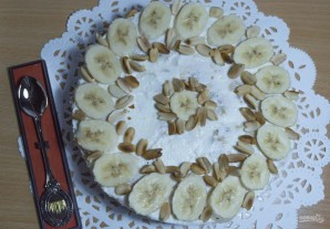 Торт из бананов - фото шаг 9