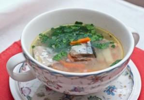 Сайровый суп - фото шаг 6