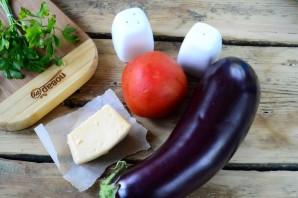 Баклажаны под сыром в духовке - фото шаг 1