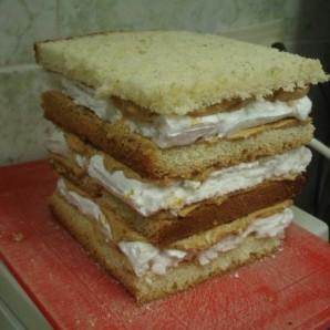 "Торт ""Фура"" - фото шаг 9"