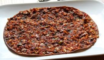 Турецкая пицца - фото шаг 3