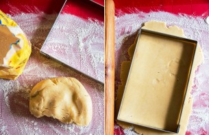 Клубнично-фисташковый торт - фото шаг 2