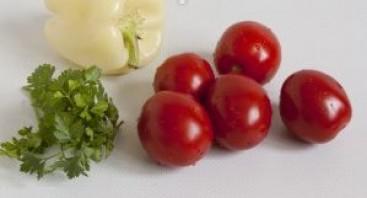 Пюре из помидоров замороженное - фото шаг 1
