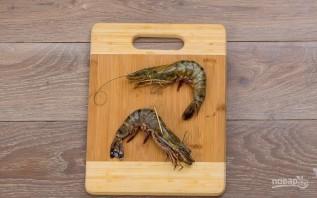 Испанская паэлья с морепродуктами - фото шаг 3