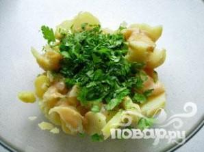 Эльзасский салат - фото шаг 6