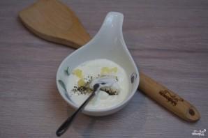 Кабачки на сковороде гриль - фото шаг 5