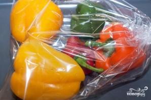 Террин из овощей - фото шаг 2