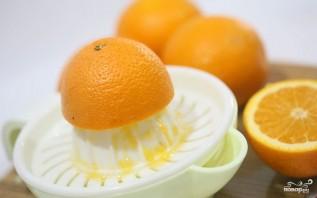 Апельсиновый фреш - фото шаг 3