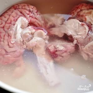 Панированные мозги - фото шаг 2