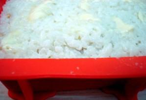 Рисовая запеканка с яблоками - фото шаг 7