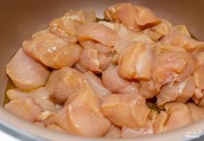 Куриное филе в медовом маринаде - фото шаг 3