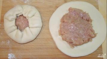Беляши со свининой - фото шаг 3