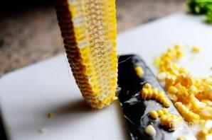 """Салат """"Курица и кукуруза"""" - фото шаг 5"""