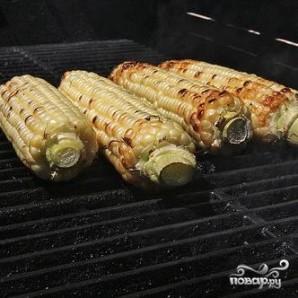 Салат из кукурузы, болгарского перца и авокадо - фото шаг 2