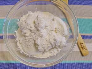 Бисквитное тесто для торта - фото шаг 4