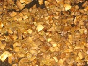Пирожки с грибами и картошкой - фото шаг 4