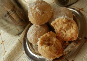 Домашнее песочное печенье на маргарине - фото шаг 5