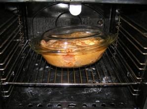 Курица, фаршированная луком - фото шаг 8